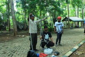 jasa pemasangan flying fox outbound
