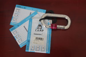 Carabiner Oval Screw Gate Camp Rp 300.000 Kode CCamp (2)