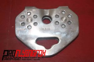 Pulley Tandem Rp 450