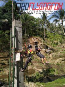 082131472027, Pemasangan Flying Fox Bali, Pemasangan Flying Fox Jawa Timur, Flyingfox di Alas Harum Agrotourism Bali (2)