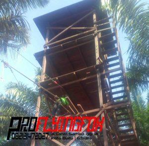 082131472027, Pemasangan Flying Fox Kalimantan, Pemasangan Flying Fox Bali, Pemasangan Flyingfox di Wisata Tani Desa Pangkalan Bun (1)