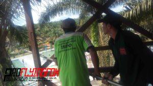 082131472027, Pemasangan Flying Fox Kalimantan, Pemasangan Flying Fox Bali, Pemasangan Flyingfox di Wisata Tani Desa Pangkalan Bun (3)
