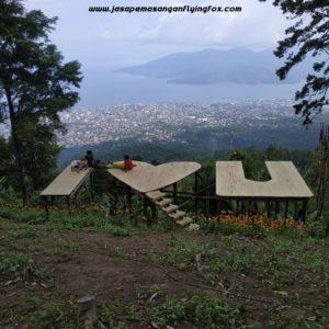 082131472027, Wahana Outbound Karawang, Wahana Outbound Bekasi, Pemasangan Wahana Outbound di Gunung Gamalama (1)