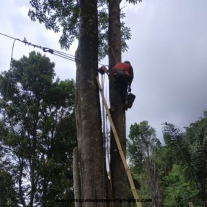 082131472027, Wahana Outbound Karawang, Wahana Outbound Bekasi, Pemasangan Wahana Outbound di Gunung Gamalama (3)
